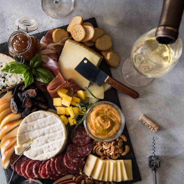 Wine not grazing platter